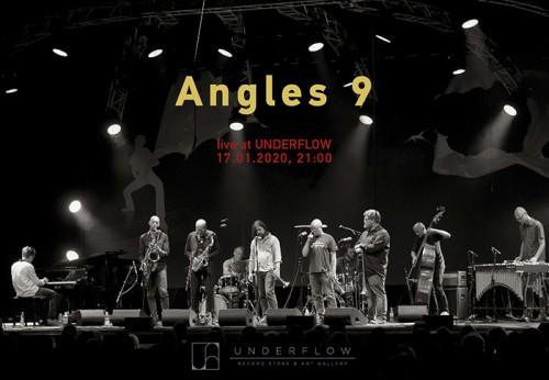 Angles 9 Αθήνα @ Underflow