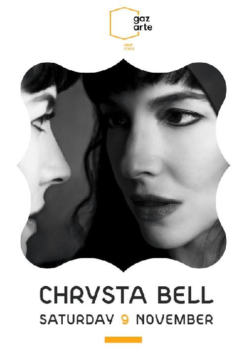 Chrysta Bell Αθήνα @ Gazarte