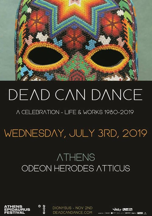 Dead Can Dance Αθήνα @ Ηρώδειο