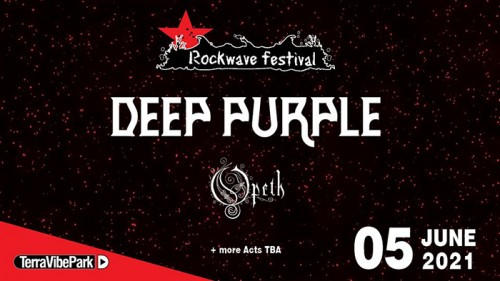 Rockwave Festival: Deep Purple, Opeth Αθήνα (Μαλακάσα) @ Terra Vibe