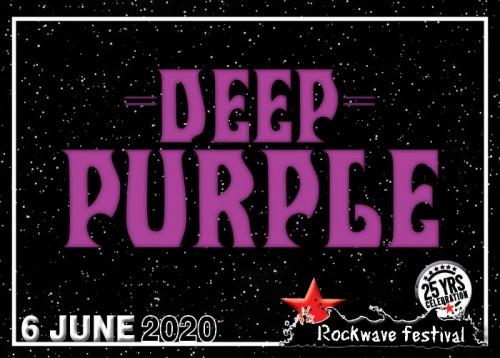 Rockwave Festival: Deep Purple, Opeth Αθήνα (Μαλακάσα) @ Terra Vibe