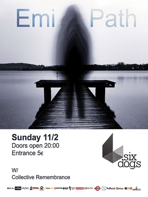 Emi Path, Collective Remembrance Αθήνα @ 6 D.O.G.S