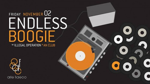 Endless Boogie, Illegal Operation Αθήνα @ AN Club