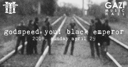 Godspeed You! Black Emperor Αθήνα @ Gazi Music Hall