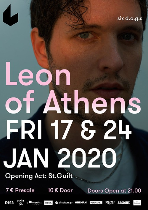 Leon Of Athens, St. Guilt Αθήνα @ 6 D.O.G.S