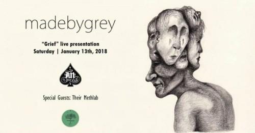 Madebygrey, Their Methlab Αθήνα @ AN Club