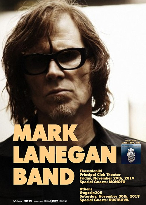 Mark Lanegan Band, Monofo Θεσσαλονίκη @ Principal Club Theater