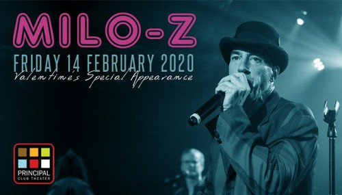 Milo-Z Θεσσαλονίκη @ Principal Club Theater