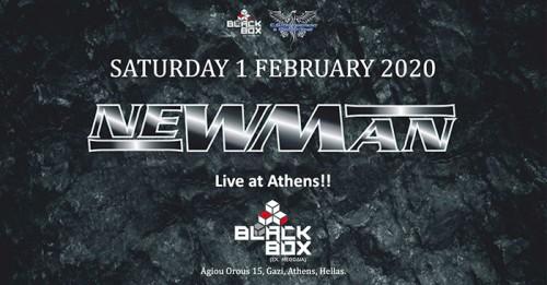 Newman Αθήνα @ Black Box Methodia