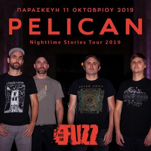 Pelican Αθήνα @ Fuzz Club