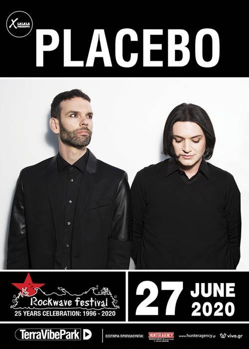 Rockwave Festival: Placebo, Belle And Sebastian, Stefan Olsdal, Digital 21 Αθήνα (Μαλακάσα) @ Terra Vibe