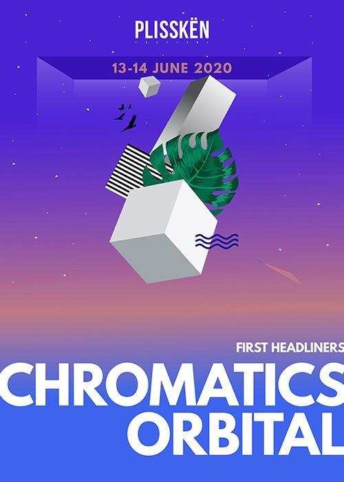 Plisskën Festival: Chromatics Αθήνα @ -
