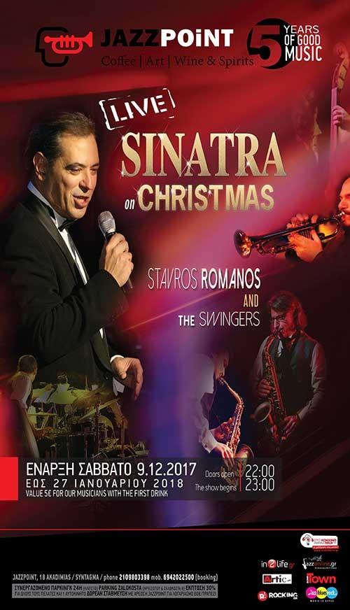 Stavros Romanos & The Swingers Αθήνα @ Jazz Point