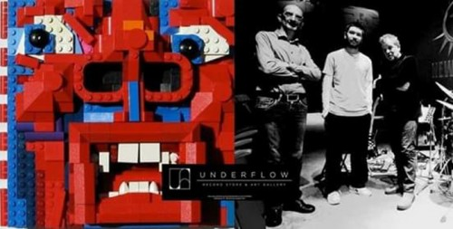 Terrapin (King Crimson tribute) Αθήνα @ Underflow