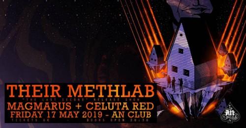 Their Methlab, Magmarus, Celuta Red Αθήνα @ AN Club