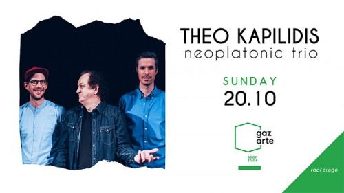 Theo Kapilidis Neoplatonic Trio Αθήνα @ Gazarte