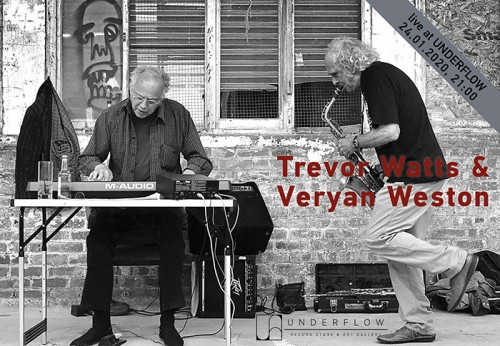 Trevor Watts & Veryan Weston Αθήνα @ Underflow