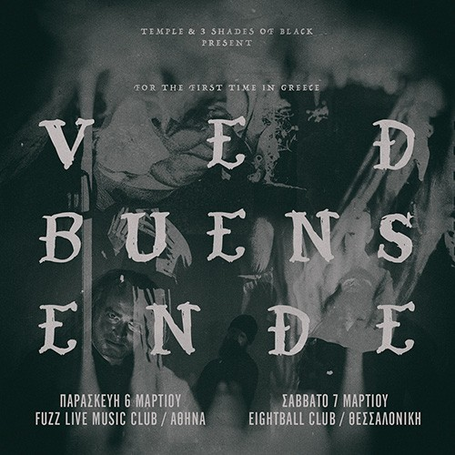 Ved Buens Ende, Insect Ark Αθήνα @ Fuzz Club
