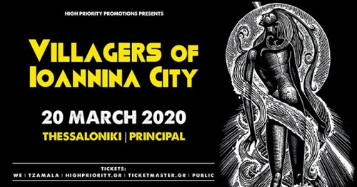 Villagers Of Ioannina City @ Principal Club Theater