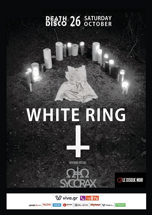 White Ring, Sycorax Αθήνα @ DeathDisco