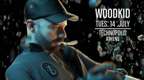 Woodkid Αθήνα @ Τεχνόπολη