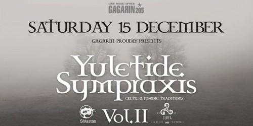 Yuletide Sympraxis: Solastas, Curfa Gaelic Nordic Choir Αθήνα @ Gagarin 205