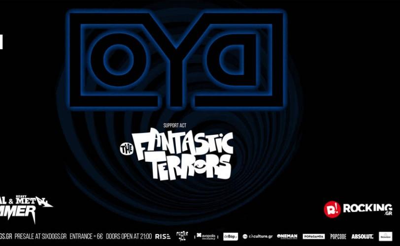 O.Y.D., Fantastic Terrors