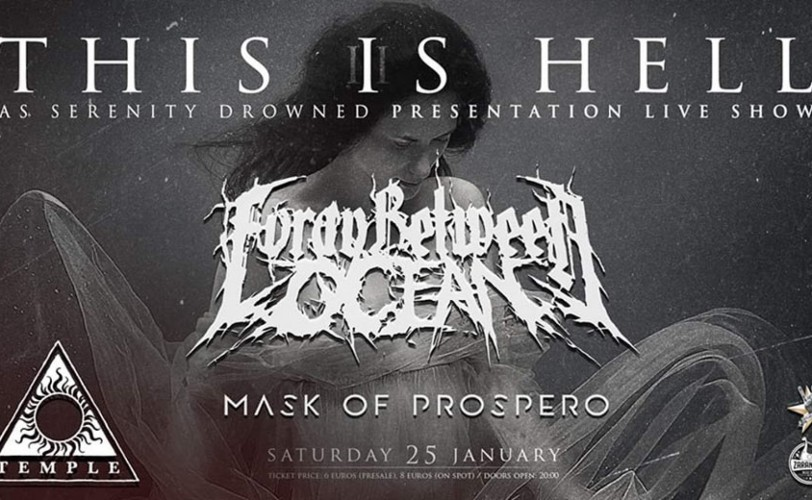 This Is Hell: Foray Between Ocean, Mask Of Prospero