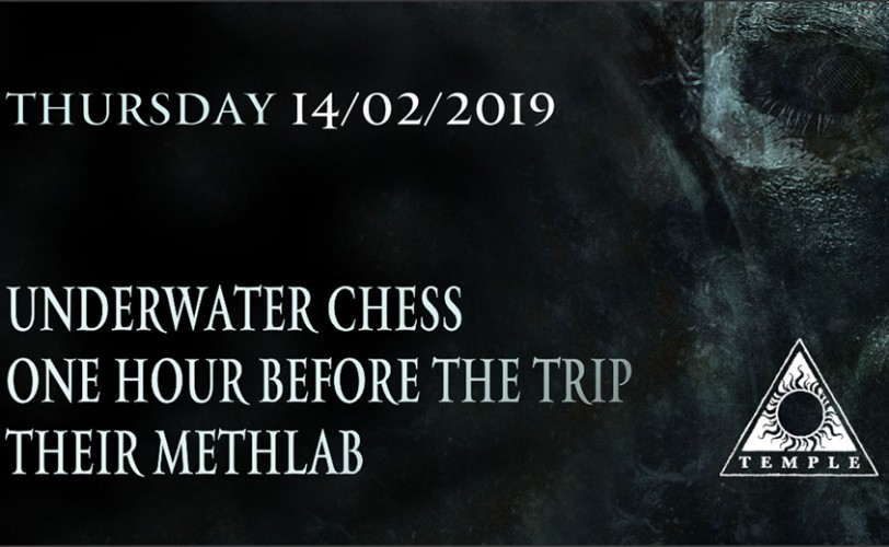 Underwater Chess, One Hour Before The Trip, Their Methlab