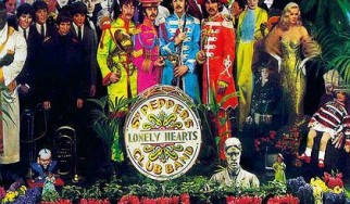 "School Of Rock #1: The Beatles - ""Sgt. Pepper's Lonely Hearts Club Band"""